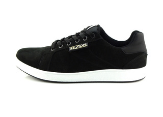 Кеды Sezon SAV 63 HW1 Nubuck Black 558510