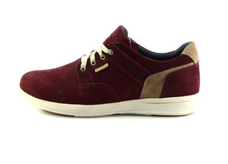Кроссовки Club shoes 19/47 N2W 558954 Burgundy