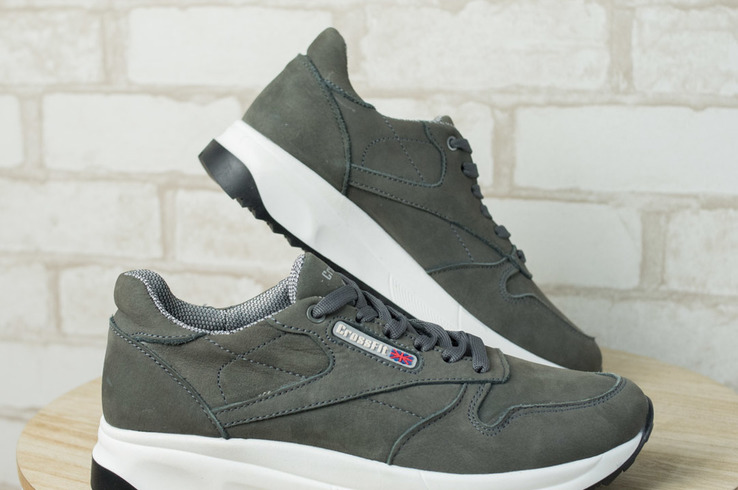 Кросівки Multi-Shoes RBK GE2 559186 Gray фото 3 — інтернет-магазин Tapok