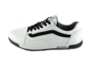 Кеды SAV 118 Old Skool HWE2 560100 White