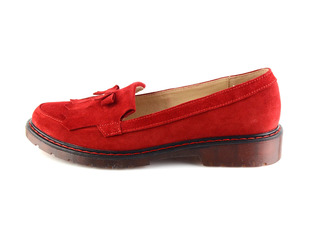 Лофери Markos 1022 Bow 560346 Red