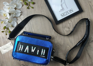 Сумка David Jones CM5102 Paris Blue 556343