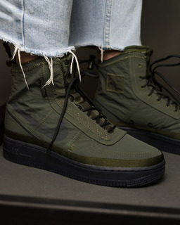 Кроссовки Nike Air Force 1 Shell BQ6096-301