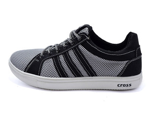 Кеди SAV 34 Cross Fit 9825 Gray Black