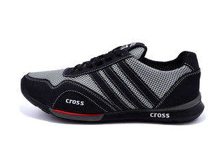 Кроссовки Cross Fit 52 HQ SAV 9996 Gray Black