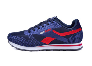 Кроссовки Supo 801 Sport 555743 Navy Red