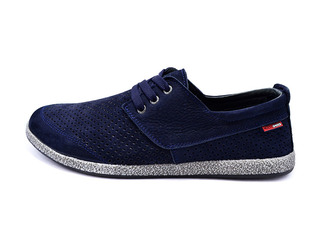 Мокасины Multi-Shoes Perforation XS 9751 Blue