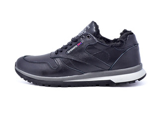 Кросівки зимові Multi-Shoes RBK Cross Fit 555610 Black