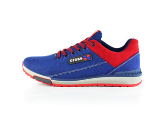 Кросівки SAV 39 Cross 556374 Blue Red