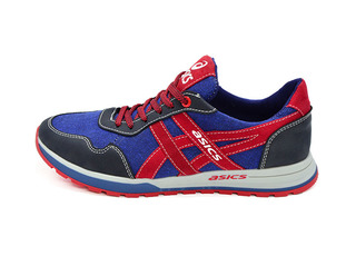 Кросівки SAV 25 Asics 555998 Blue Red