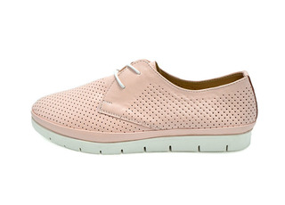 Туфлі жіночі Vikttorio YNA Perforation HU 556036 Pink