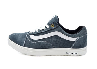 Кросівки SAV Vans Old Skool 118 GQ 99404 Gray White