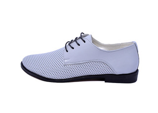 Туфлі жіночі Markos Perforation 1024 Gray