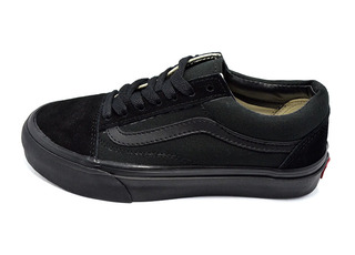 жіночі Vans Old Skool 109 Full Black