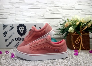 Жіночі кеди Vans Old Skool рожеві 10947