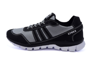 Кроссовки SAV 23 Cross Fit 9842 Black Grey