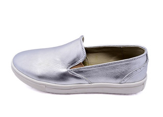 Мокасини жіночі Multi-Shoes Nicol Silver