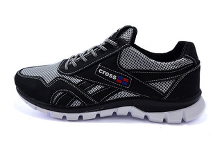 Кроссовки SAV 50 Cross Fit 9826 Grey Black