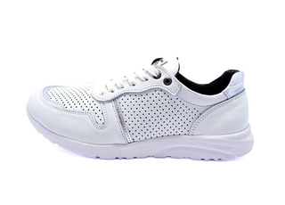 Кроссовки Multi-Shoes Perforation Eveven 9742 White