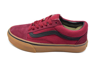 жіночі Vans Old Skool 109 Burgundy