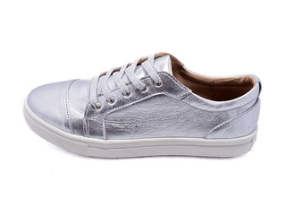 Кеды женские Multi-Shoes Lucky Silver