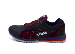 Кросівки SAV Cross Fit 06 NV 99355 Blue Red