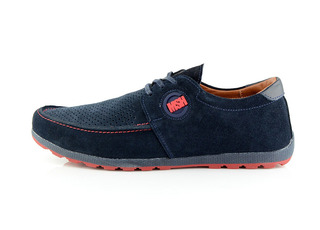 Мокасини Multi-Shoes Perforation 556704 Blue