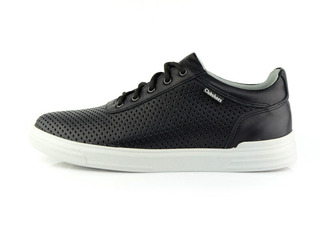 Кеди Club Shoes 19/7 Perforation 556527 Black