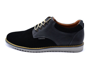 Туфли 18/14 Club Shoes 9834 Black