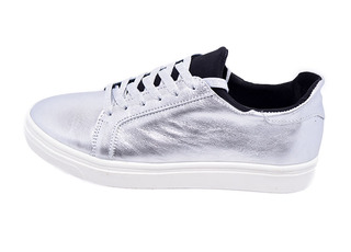 Кеди жіночі Multi-Shoes Sofi Silver