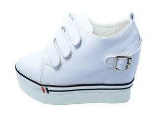 Сникерсы 36 Sopra Leather White